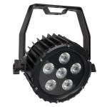 Showtec Power Spot 6 Q5 RBGWA DMX LED Flat Par Spotlight Spot